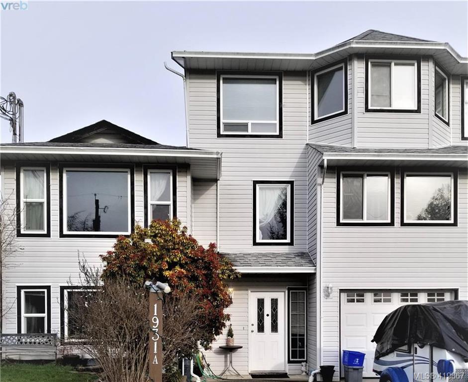 Main Photo: A 1931 Powliuk Crescent in SOOKE: Sk Sooke Vill Core Half Duplex for sale (Sooke)  : MLS®# 419867