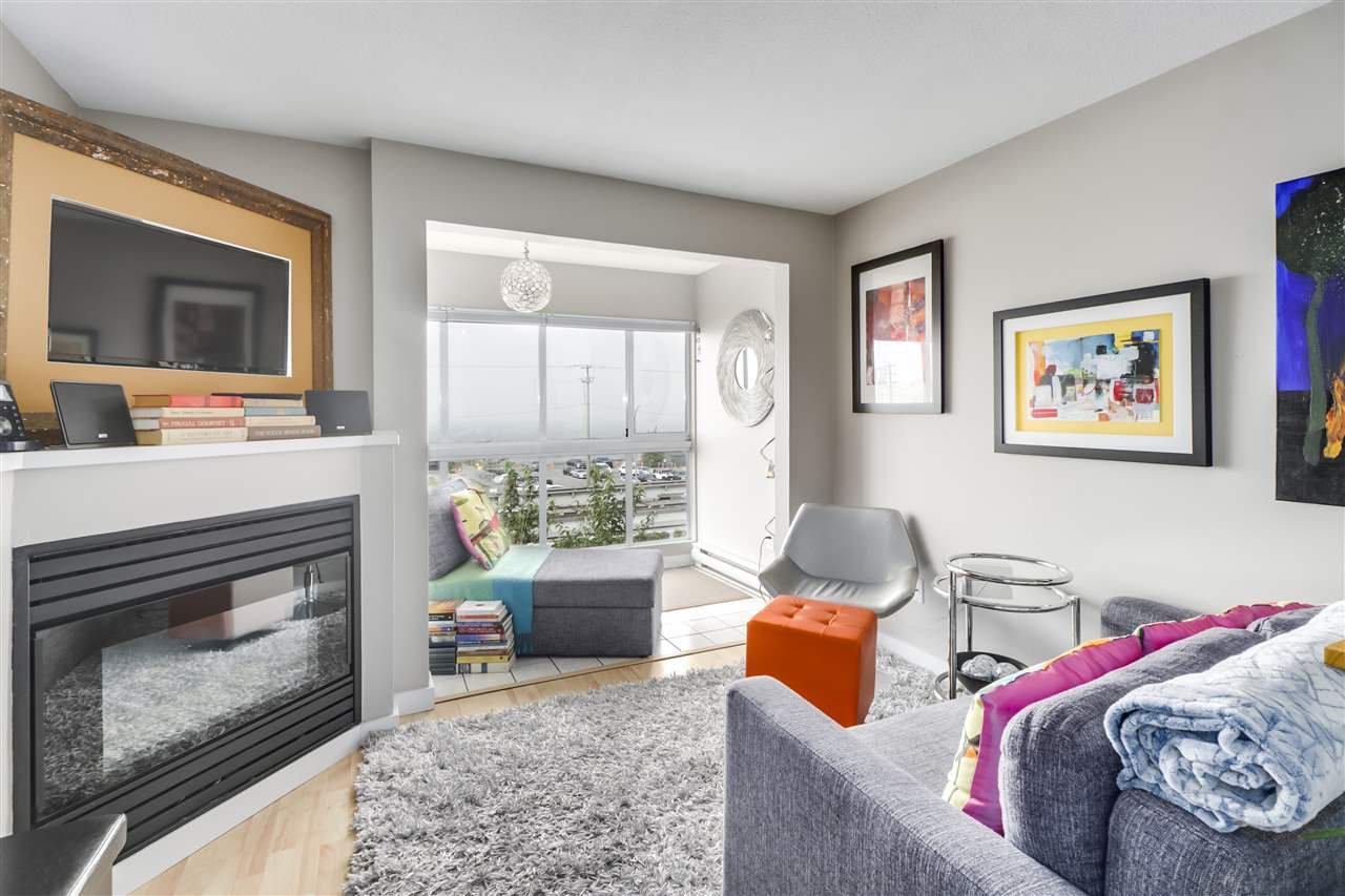 "Main Photo: 201 2211 WALL Street in Vancouver: Hastings Condo for sale in ""Pacific Landing"" (Vancouver East)  : MLS®# R2506390"