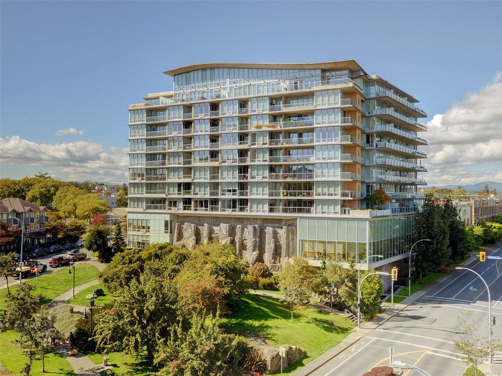 Main Photo: 1014 160 Wilson St in : VW Victoria West Condo for sale (Victoria West)  : MLS®# 858317