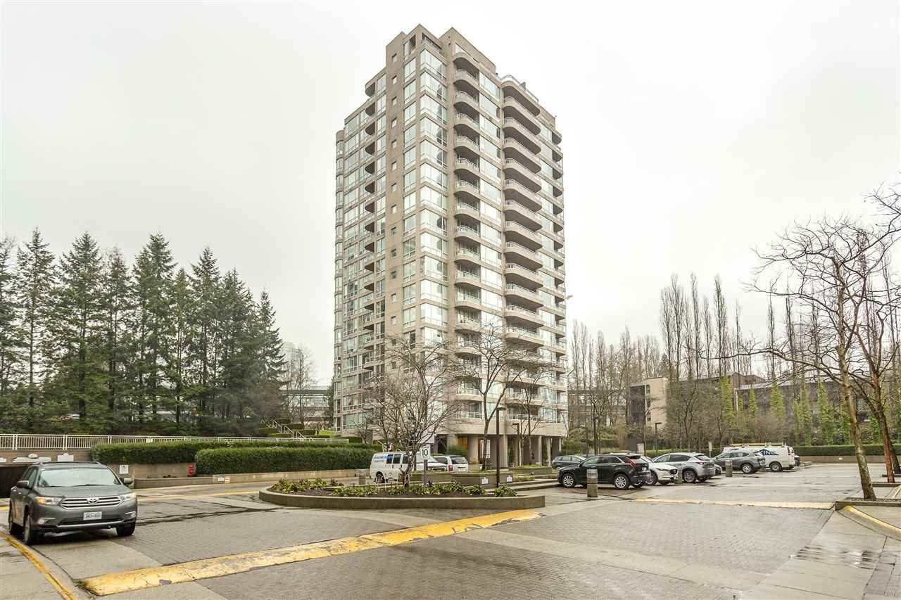 Main Photo: 802 9633 MANCHESTER Drive in Burnaby: Cariboo Condo for sale (Burnaby North)  : MLS®# R2524469