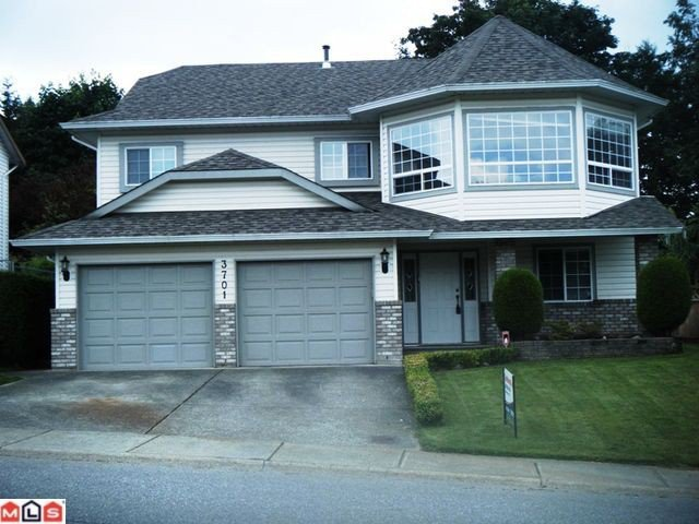 "Main Photo: 3701 LATIMER Street in Abbotsford: Abbotsford East House for sale in ""Bateman"" : MLS®# F1118237"