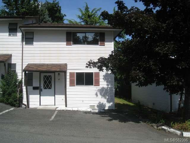 Main Photo: 4 3025 Cowichan Lake Rd in DUNCAN: Du West Duncan Row/Townhouse for sale (Duncan)  : MLS®# 582396