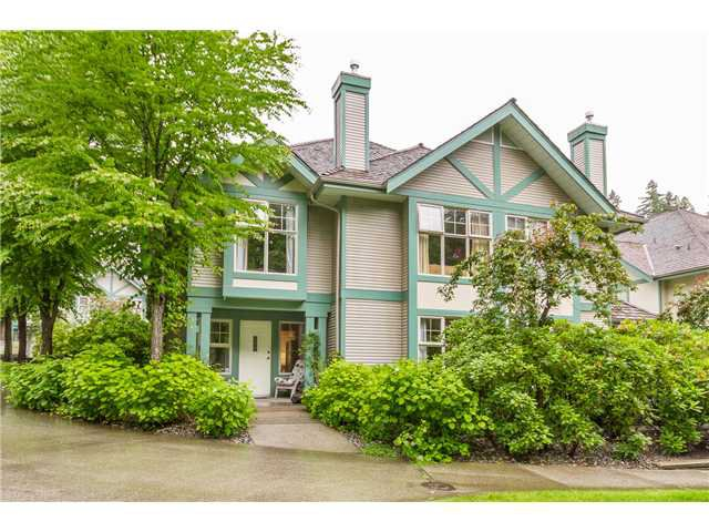 Main Photo: # 66 65 FOXWOOD DR in Port Moody: Heritage Mountain Condo for sale : MLS®# V1010083