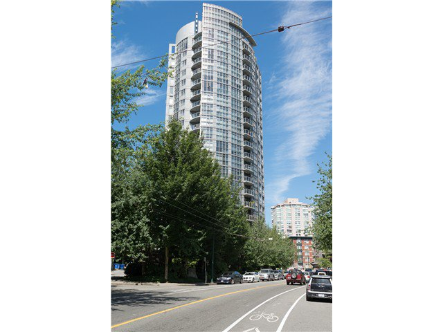 Main Photo: # 1205 1050 SMITHE ST in Vancouver: West End VW Condo for sale (Vancouver West)  : MLS®# V1019415