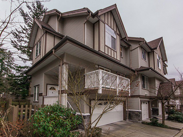 "Main Photo: 49 15133 29A Avenue in Surrey: King George Corridor Townhouse for sale in ""STONEWOODS"" (South Surrey White Rock)  : MLS®# F1401497"
