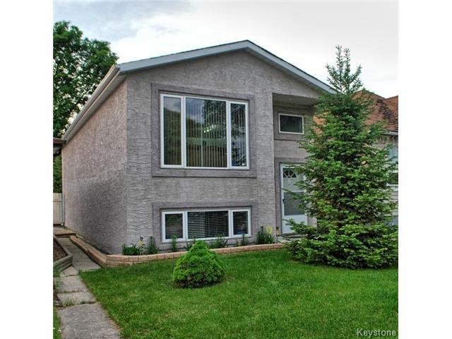 Main Photo: 75 Harrowby Avenue in WINNIPEG: St Vital Residential for sale (South East Winnipeg)  : MLS®# 1413266