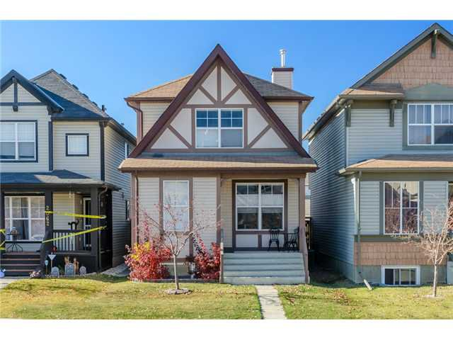 Main Photo: 2066 NEW BRIGHTON Gardens SE in Calgary: New Brighton Residential Detached Single Family for sale : MLS®# C3641377