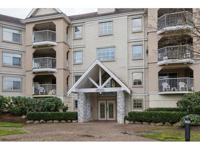 "Main Photo: 102 20894 57TH Avenue in Langley: Langley City Condo for sale in ""Bayberry in The Meadows"" : MLS®# F1432660"
