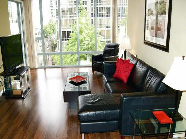 """Photo 2: Photos: 506 950 CAMBIE Street in Vancouver: Yaletown Condo for sale in """"PACIFIC PLACE LANDMARK I"""" (Vancouver West)  : MLS®# V1143666"""