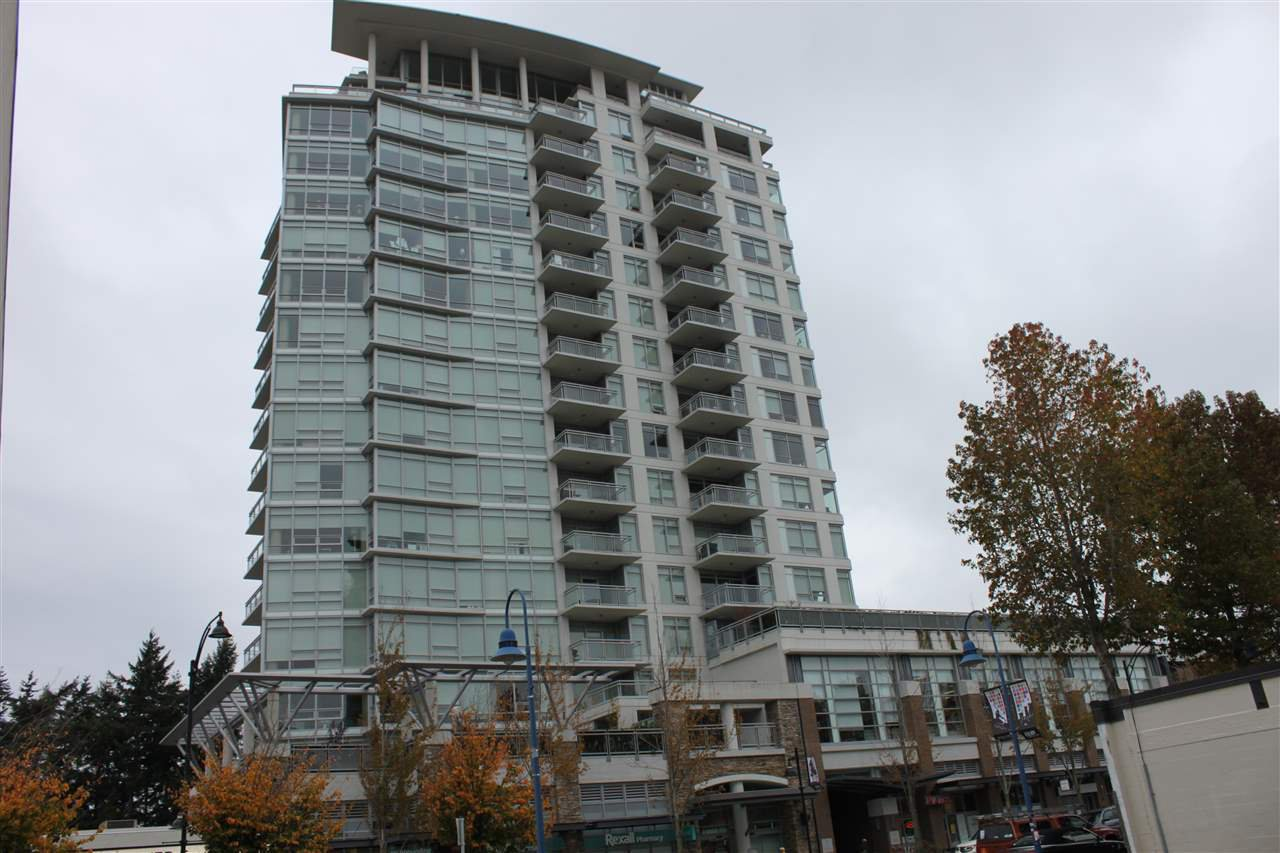 "Main Photo: 1302 1473 JOHNSTON Road: White Rock Condo for sale in ""MIRAMAR TOWER B"" (South Surrey White Rock)  : MLS®# R2063877"