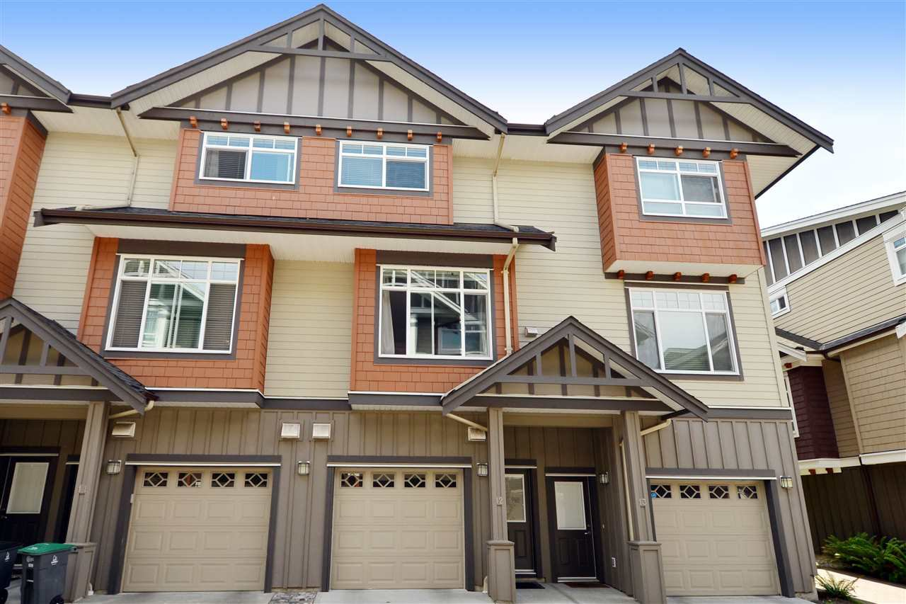 "Main Photo: 12 2979 156 Street in Surrey: Grandview Surrey Townhouse for sale in ""ENCLAVE"" (South Surrey White Rock)  : MLS®# R2076541"