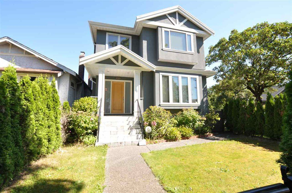 Main Photo: 1301 W 64TH Avenue in Vancouver: Marpole House for sale (Vancouver West)  : MLS®# R2098245