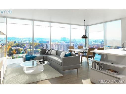 Main Photo: 210 989 Johnson St in VICTORIA: Vi Downtown Condo Apartment for sale (Victoria)  : MLS®# 754990