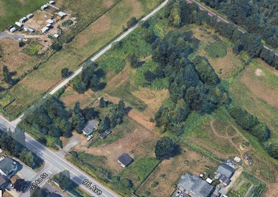 Main Photo: 21437 96 Avenue in Langley: Walnut Grove Land for sale : MLS®# R2215393