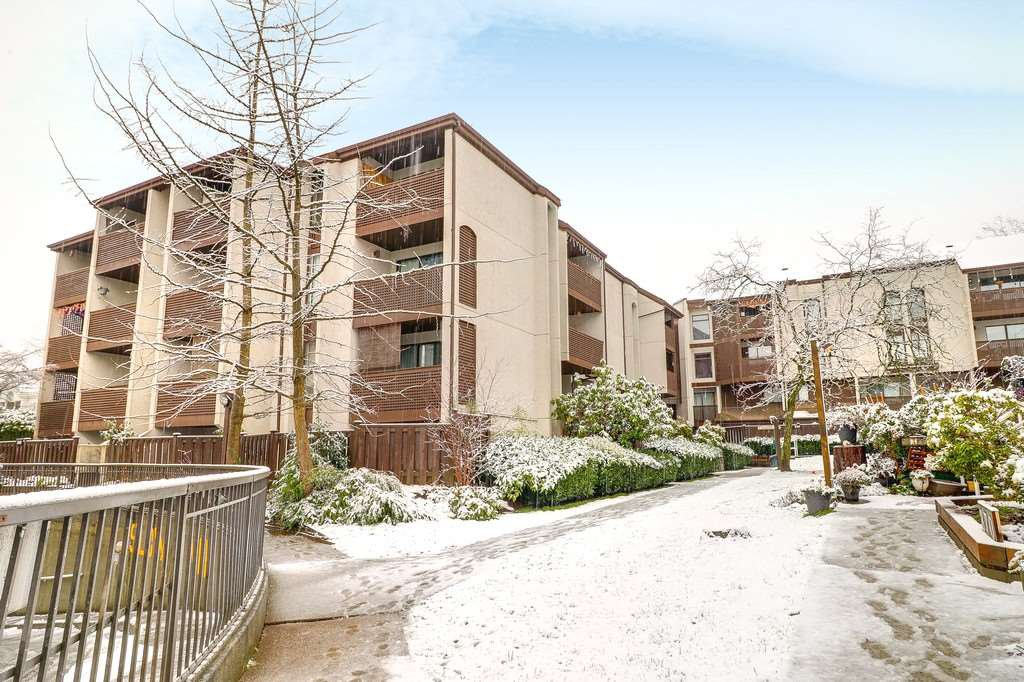 """Main Photo: 4 340 GINGER Drive in New Westminster: Fraserview NW Townhouse for sale in """"FRASER MEWS"""" : MLS®# R2228891"""