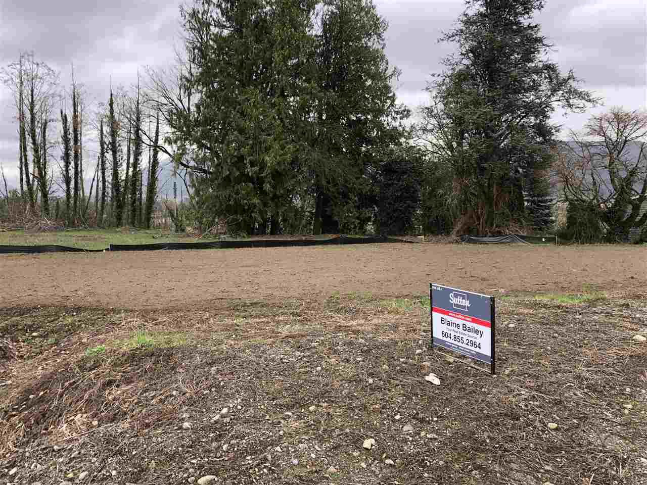 "Main Photo: 8409 GEORGE Street in Mission: Mission BC Land for sale in ""Meadowlands at Hatzic"" : MLS®# R2250957"
