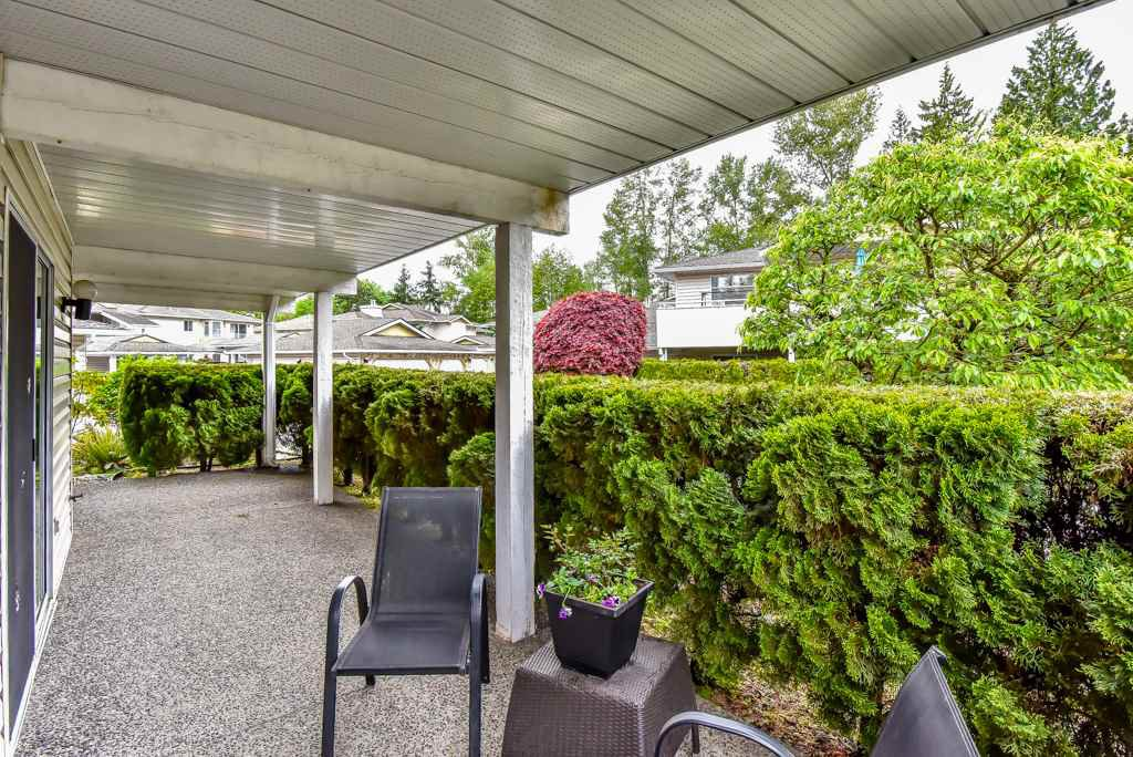 """Photo 17: Photos: 105 10584 153RD Street in Surrey: Guildford Townhouse for sale in """"Glenwood Village"""" (North Surrey)  : MLS®# R2266261"""