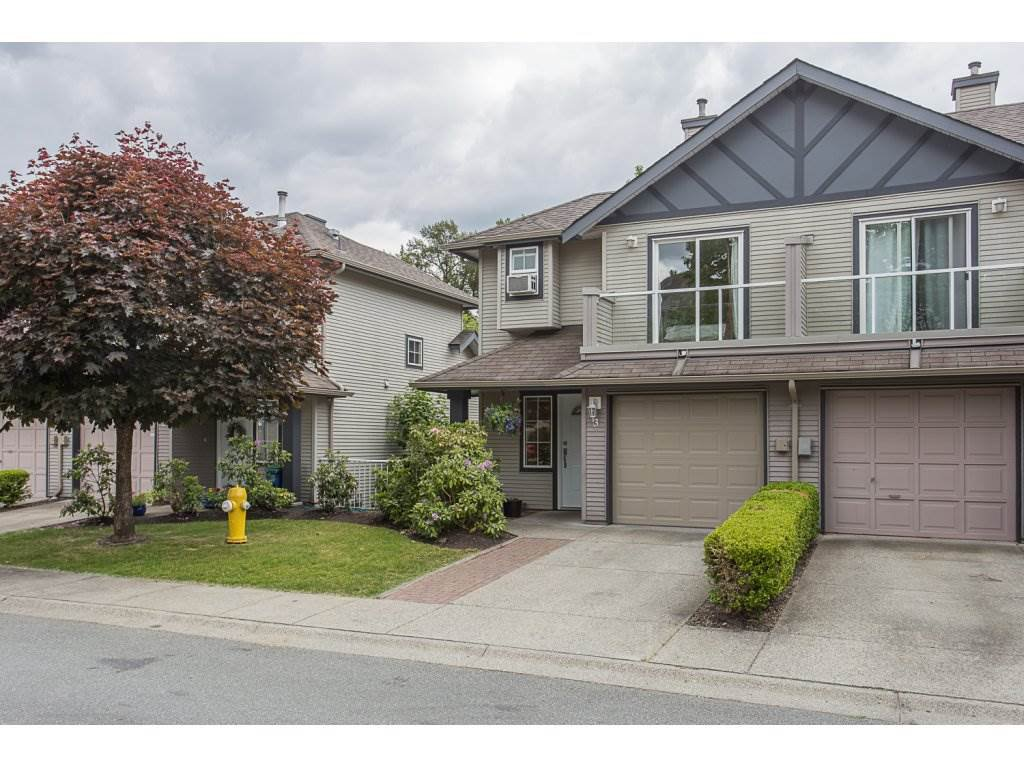 Photo 2: Photos: 3 11229 232ND Street in Maple Ridge: East Central Townhouse for sale : MLS®# R2274229