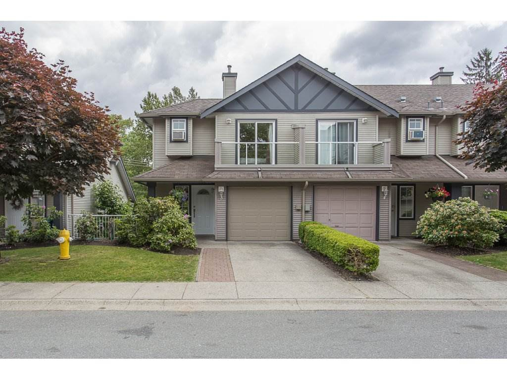 Main Photo: 3 11229 232ND Street in Maple Ridge: East Central Townhouse for sale : MLS®# R2274229