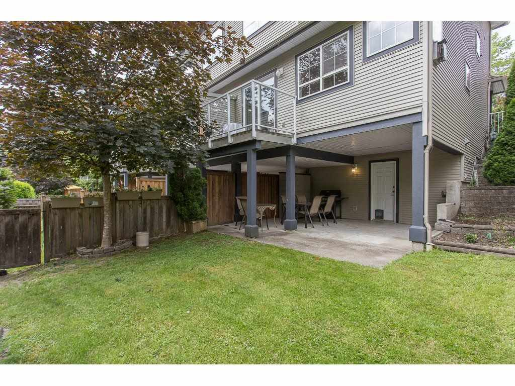 Photo 19: Photos: 3 11229 232ND Street in Maple Ridge: East Central Townhouse for sale : MLS®# R2274229