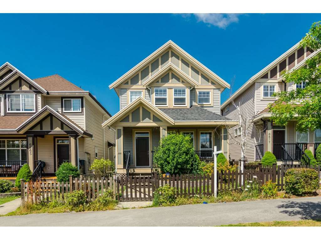 "Main Photo: 6871 196 Street in Surrey: Clayton House for sale in ""Clayton Heights"" (Cloverdale)  : MLS®# R2287647"