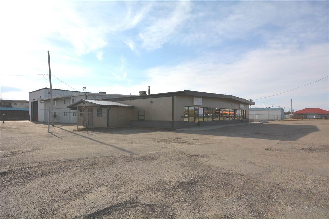 Main Photo: 8715 100 Avenue in Fort St. John: Fort St. John - City NE Industrial for sale (Fort St. John (Zone 60))  : MLS®# C8020240