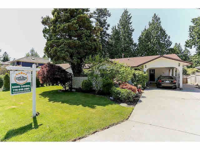 Main Photo: 2285 124TH STREET in Surrey: Crescent Bch Ocean Pk. Home for sale ()  : MLS®# F1413530
