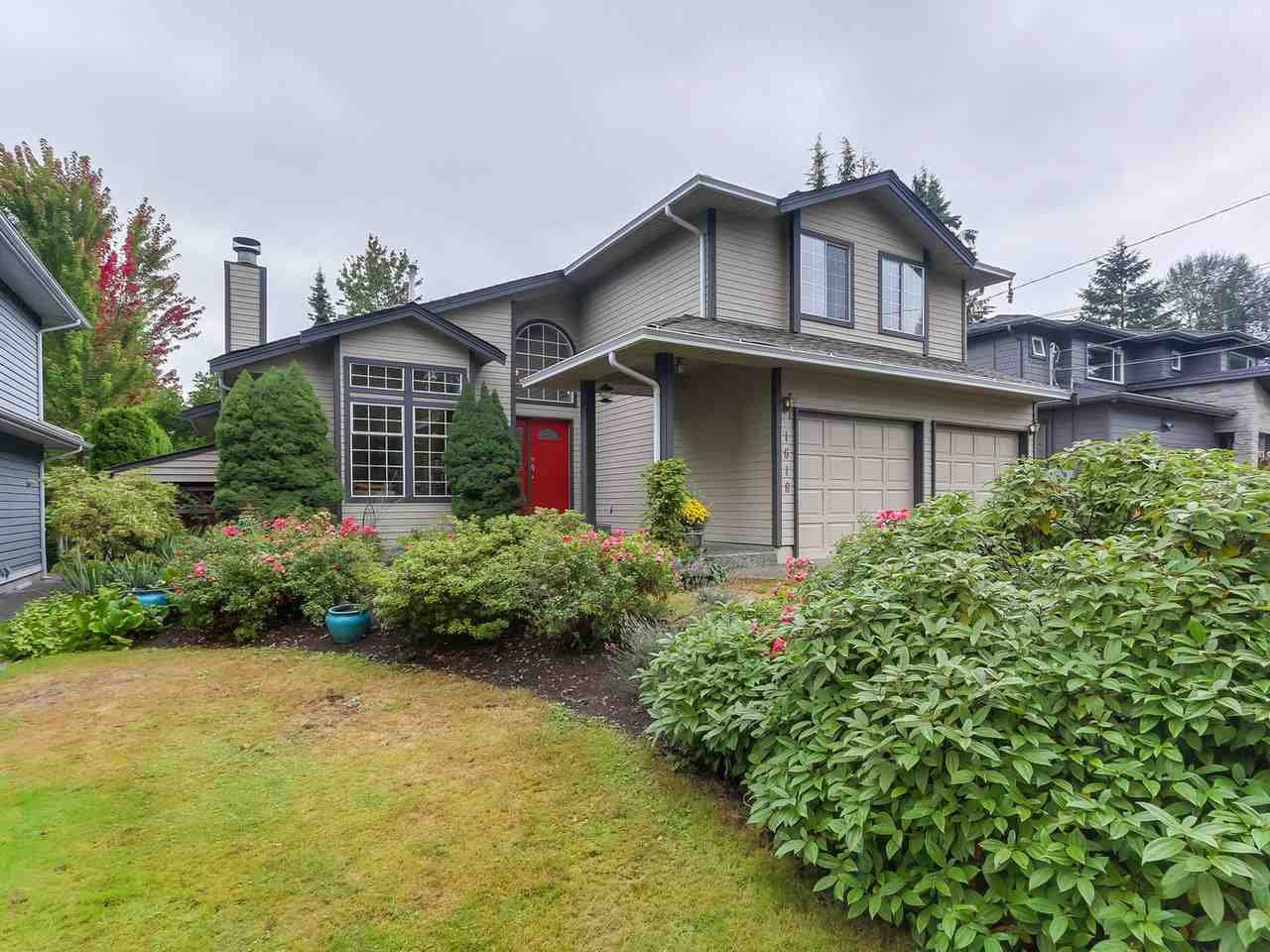 """Main Photo: 1618 DRAYCOTT Road in North Vancouver: Lynn Valley House for sale in """"Lynn Canyon"""" : MLS®# R2307543"""