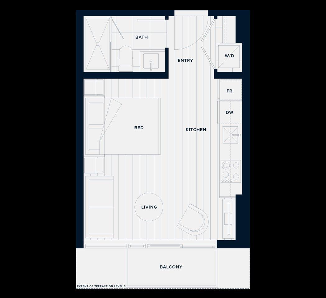 Photo 3: Photos: 302 13438 103 Avenue in Surrey: Whalley Condo for sale (North Surrey)  : MLS®# R2315580