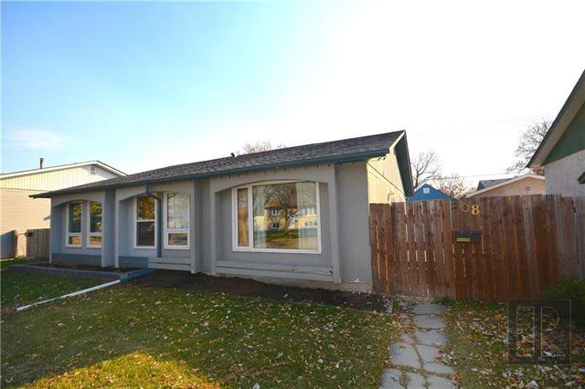 Main Photo: 308 Dowling Avenue East in Winnipeg: East Transcona Residential for sale (3M)  : MLS®# 1828540