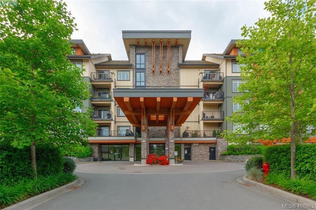 Main Photo: 613 623 Treanor Ave in VICTORIA: La Thetis Heights Condo Apartment for sale (Langford)  : MLS®# 801946