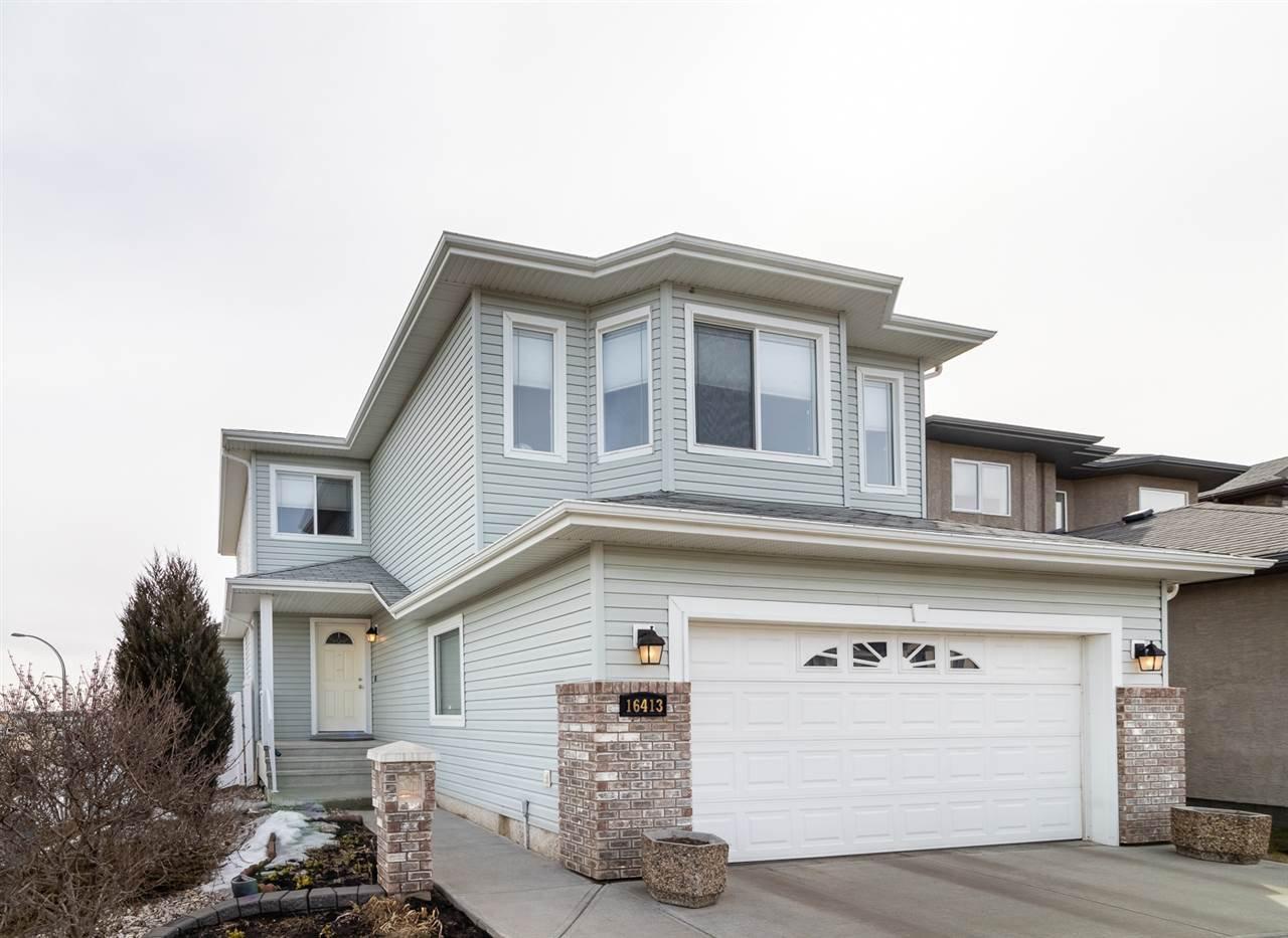Main Photo: 16413 49 Street in Edmonton: Zone 03 House for sale : MLS®# E4150018