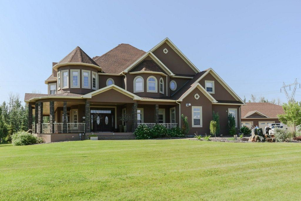 Main Photo: 37 26328 TWP RD 532A Road: Rural Parkland County House for sale : MLS®# E4155330