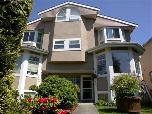 Main Photo: 8472 FRENCH Street in Vancouver West: Home for sale : MLS®# V595089