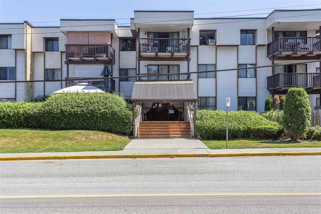 """Main Photo: 301 12170 222 Street in Maple Ridge: West Central Condo for sale in """"WILDWOOD TERRACE"""" : MLS®# R2395096"""