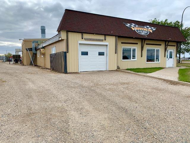 Main Photo: 1 Highway & King Street in Virden: Industrial / Commercial / Investment for sale (R33 - Southwest)  : MLS®# 202022876