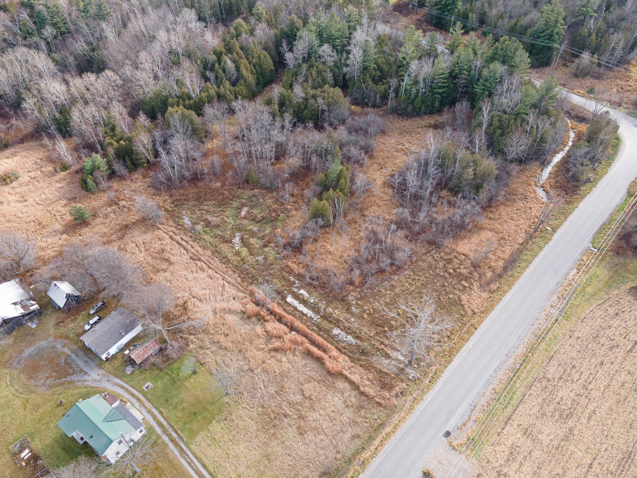 Main Photo:  in Grafton: Land Only for sale : MLS®# 40046274