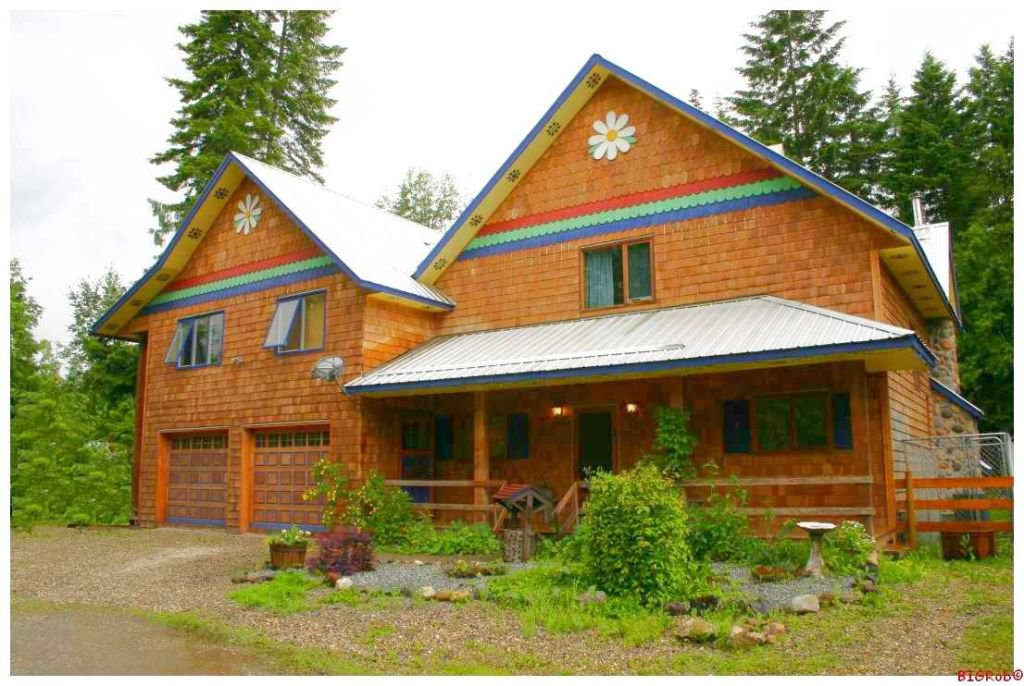 Main Photo: 7280 SE Black Road in Salmon Arm: Ranchero Residential Detached for sale : MLS®# 10050630