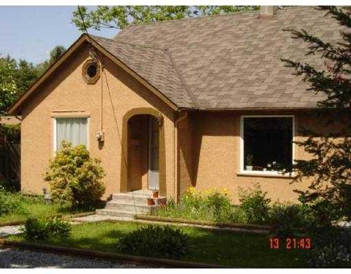 Main Photo: 21051 DEWDNEY TRUNK RD in Maple Ridge: Northwest Maple Ridge House for sale : MLS®# V592253