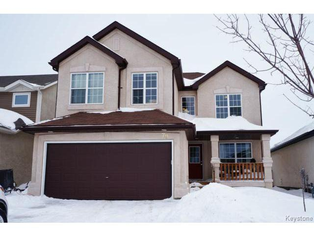 Main Photo:  in WINNIPEG: Transcona Residential for sale (North East Winnipeg)  : MLS®# 1402010