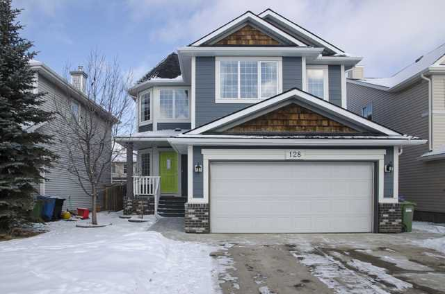 Main Photo: 128 COUGAR RIDGE Drive SW in CALGARY: Cougar Ridge Residential Detached Single Family for sale (Calgary)  : MLS®# C3599639