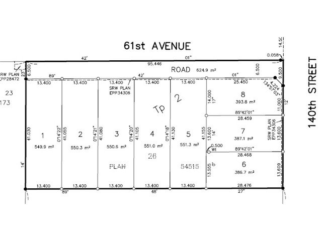Main Photo: LT.3 6087 140 Street in Surrey: Sullivan Station Land for sale : MLS®# F1412152