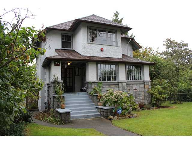 """Main Photo: 2185 E 3RD Avenue in Vancouver: Grandview VE House for sale in """"Garden Park"""" (Vancouver East)  : MLS®# V1087467"""