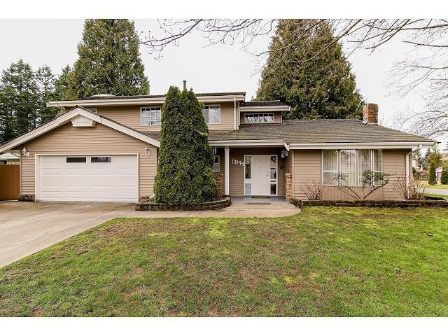 Main Photo: 13144 62A Avenue in Surrey: Panorama Ridge House for sale : MLS®# F1432264
