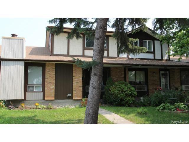 Main Photo: 107 Gables Court in WINNIPEG: Transcona Residential for sale (North East Winnipeg)  : MLS®# 1506221