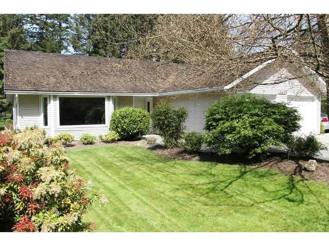 """Main Photo: 20419 32 Avenue in Langley: Brookswood Langley House for sale in """"Griffiths Neighbourhood"""" : MLS®# F1439758"""