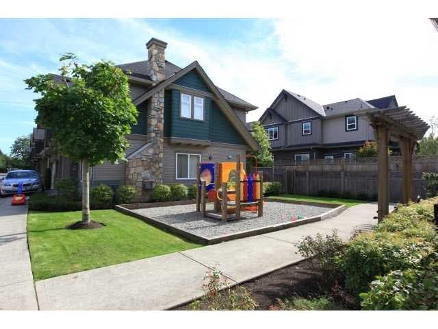 Main Photo: 5 7060 BRIDGE Street in Richmond: McLennan North Townhouse for sale : MLS®# V1133837