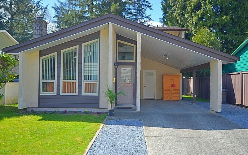 """Main Photo: 1227 BEEDIE Drive in Coquitlam: River Springs House for sale in """"RIVER SPRINGS"""" : MLS®# R2000433"""