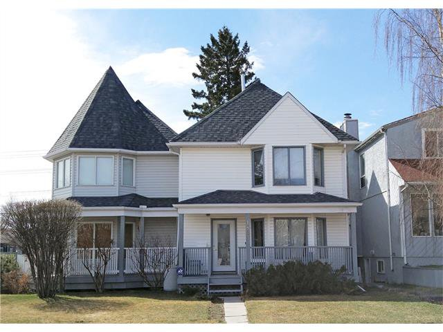 Main Photo: 1803 WESTMOUNT Road NW in Calgary: Hillhurst House for sale : MLS®# C4058642