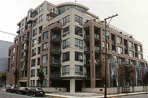 Main Photo: 401 1888 YORK AVENUE in : Kitsilano Condo for sale : MLS®# V032618